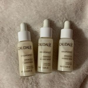 Caudalie vinoperfect radiance Serum X3
